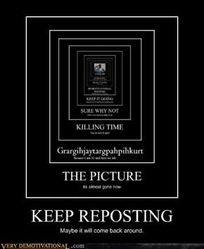 KEEP REPOSTING