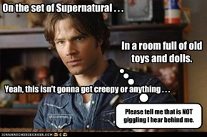 Just Another Day At The Office For The Winchesters.