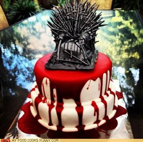 Game of Cakes