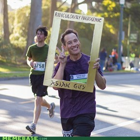 Ridiculously Photogenic Asian Guy