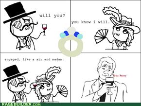 classy proposal