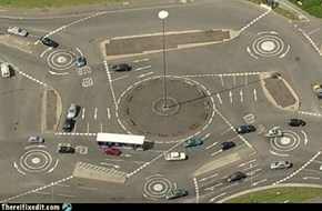 Well That's a Roundabout Way to Make an Intersection