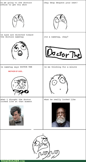 Doctor The?