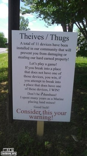 Theft Control WIN