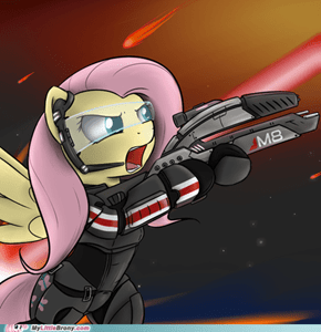 Fluttershy will protect us