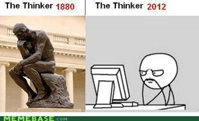 The More Thinks Change...
