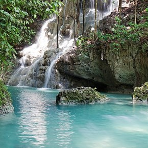 Somerset Falls, Portland, Jamaica