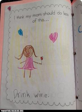 Wine-y Child
