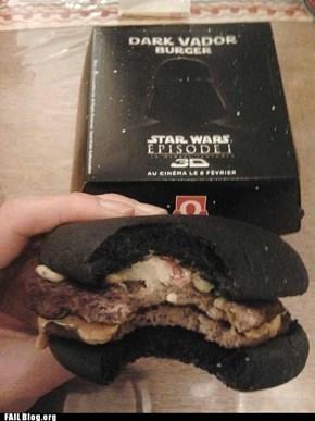 Burger FAIL