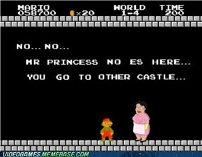 Mr. Princess es no here