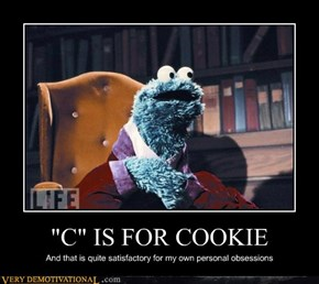 """C"" IS FOR COOKIE"