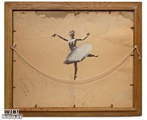 Hacked IRL: Ballerina