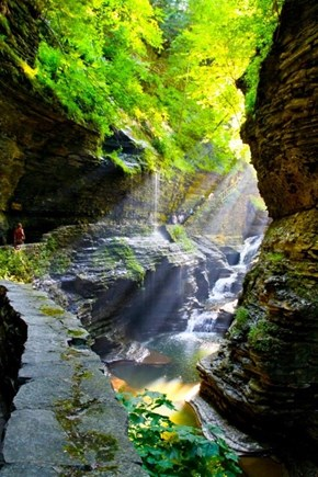 Watkins Glen, New York