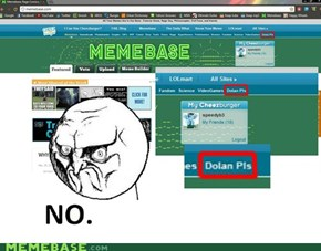 Some People Just Want To Watch Memebase Burn