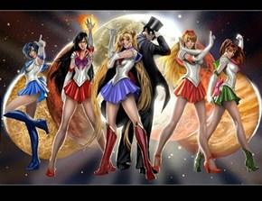 Sailor Moon IRL