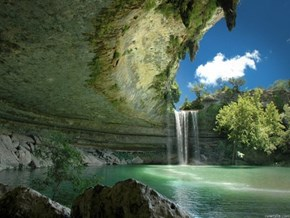 Hamilton Pool Nature Preserve, Texas