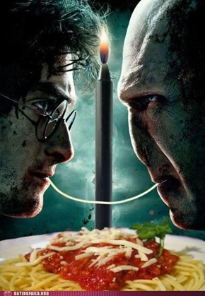 Harry Pasta and the Half-Done Dish