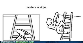 Vidya Game Ladders