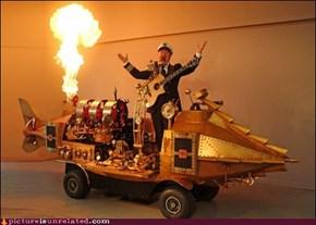 Bombmobile Band