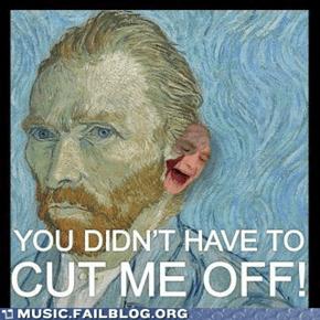 Vincent van Goghtye