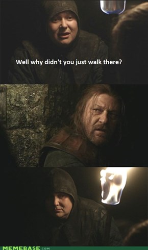 One Does Not Simply Confuse Sean Bean Characters