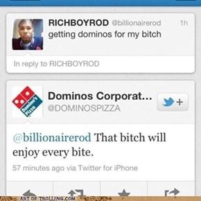 I Got That Bitch a Pizza, Bitches Love Pizza