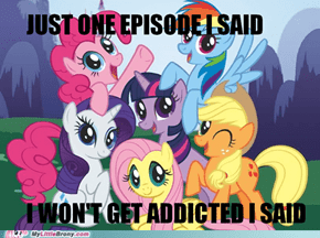 And now I know all the episodes front to back
