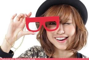 Eye Glasses Digital Camera