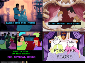 Drizella and Anastasia: Forever Alone