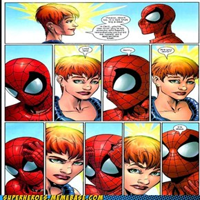 The Perverted Spiderman