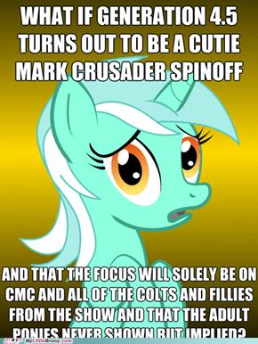 Deep Thought Lyra