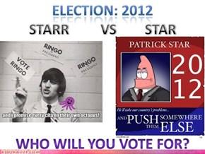 Starr Vs. Star