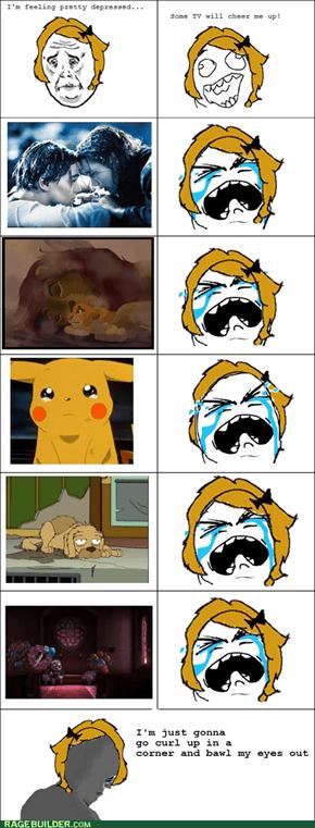 Curse you tears!