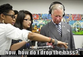Now, how do I drop the bass?
