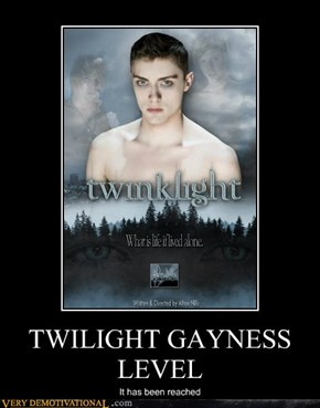 TWILIGHT GAYNESS LEVEL