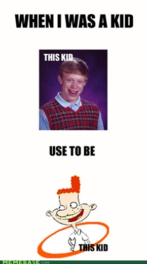 Bad Luck Eugene