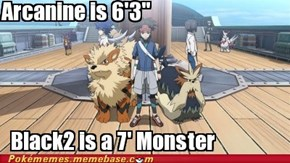 Monsters in Unova