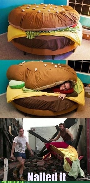 It's Always Taco Bed
