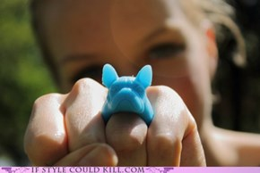 Ring of the Day: Pugnacious!