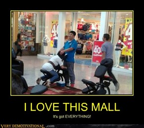 I LOVE THIS MALL