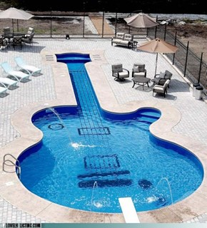 Keep the Amp Away From the Water