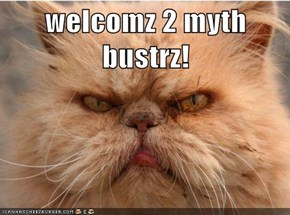 welcomz 2 myth bustrz!