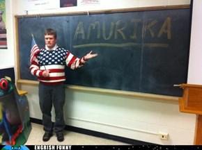 Amurika: A Brayf Histry Y'all