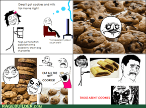 Eat ALL the Cookies!