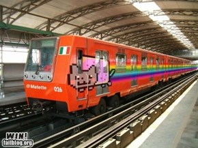 Nyan-Train WIN