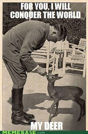 Deer God...