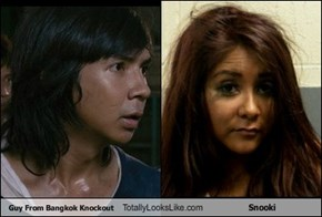 Guy From Bangkok Knockout Totally Looks Like Snooki