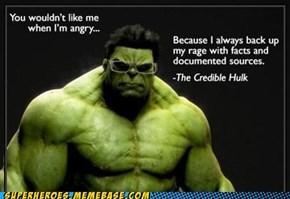 The Worst Kind of Hulk