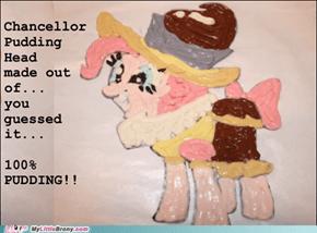 Chancellor Pudding Pie!!