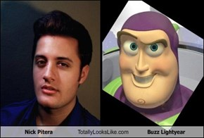 Nick Pitera Totally Looks Like Buzz Lightyear